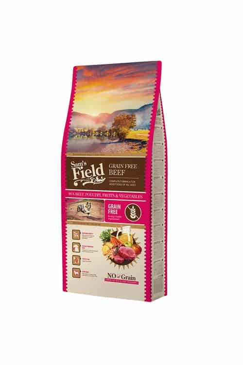 Sam's Field Grain Free Βοδινό